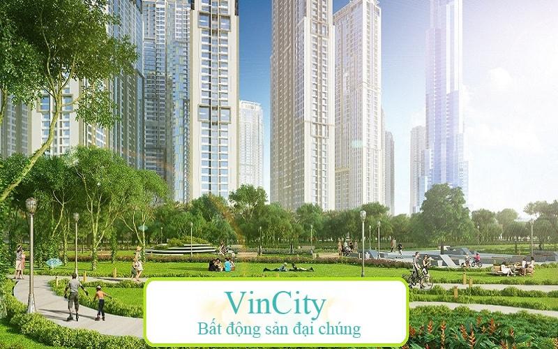 Dự án VinCity, dự án nhà giá rẻ mới nhất ở quận 7