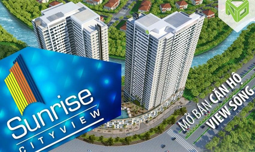 Phối cảnh dự án Sunrise City view, dự án mới nhất của thị trường nhà đất quận 7, TP.HCM
